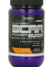 BCAA Powder 12000 апельсин, 457 гр.
