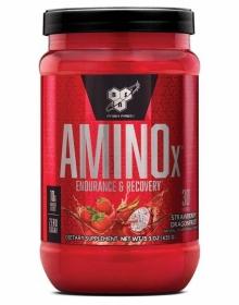 Amino X клубничный дракон, 435 гр.