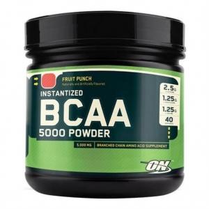 Instantized BCAA 5000 powder фруктовый пунш, 380 гр.