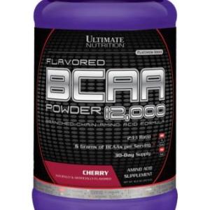 BCAA Powder 12000 вишня, 457 гр.