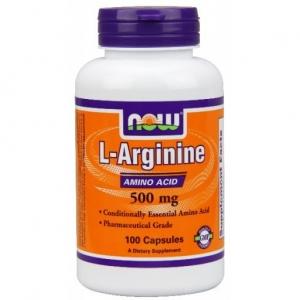 L-Arginine 500 мг.