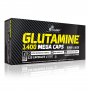 "Глютамин ""Glutamin 1400 mega caps"" 120 капс. ""Olimp Nutrition"" 023989"