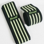 "Бинты коленные ""FitRule"", черно-зеленые, 2 м. ""FitRule"" FitR2"