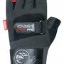 """Перчатки д/фитнеса """"Wristguard Protect"""", чёрный/чёрный """"CHIBA"""" 40138"""