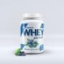 "Протеин сывороточный ""WHEY Protein"", черника-сливки, 908 гр. ""Cybermass"" 622270"