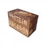 "Макаронсы Двойной шоколад Protein Macaron 3*25гр ""FITKIT"""
