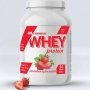 "Протеин сывороточный ""WHEY Protein"", клубника-сливки, 908 гр. ""Cybermass"" 622263"