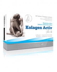 Kolagen Active Plus Активный коллаген, 80 капс.