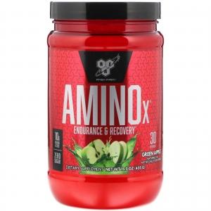 Amino X зеленое яблоко, 435 гр.