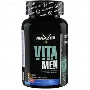 Vita-Men, 90 табл.