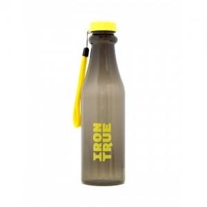 Бутылка IRONTRUE (Жёлтый-чёрный) 750 мл.