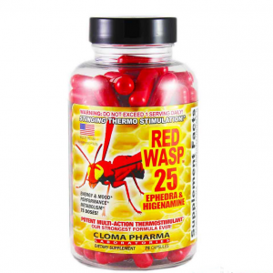 Red Wasp 90 капс.