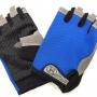 """Перчатки д/фитнеса, сине-чёрные, р-р XL """"TB"""" TB(blue)XL"""