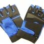 "Перчатки д/cross fit ""Sports Gloves"", синие, р-р L ""TB"" WDYD10(blue)L"