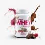 """Протеин сывороточный """"WHEY Protein"""", вишня-шоколад, 908 гр. """"Cybermass"""" 621457"""